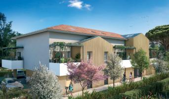 Villenave-d'Ornon programme immobilier rénové « Confidence » en loi pinel