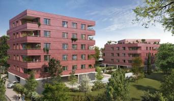 Blagnac programme immobilier rénové « Cédrat 2 » en loi pinel