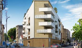 Toulon programme immobilier rénové « Le Grand Angle » en loi pinel
