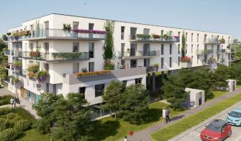 Reims programme immobilier neuf « Auteuil » en Loi Pinel