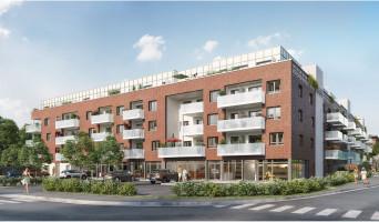 Berck programme immobilier neuf « Alteia Bât. F »