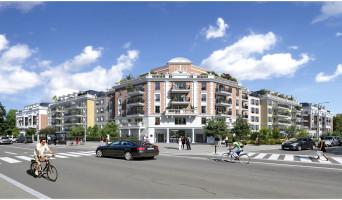 Le Blanc-Mesnil programme immobilier rénové « 102 Avenue Aristide Briand » en loi pinel