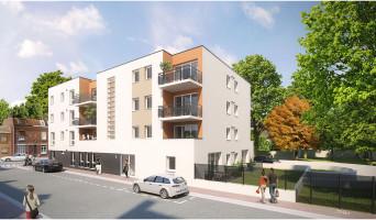 Marquette-lez-Lille programme immobilier rénové « Grand Angle » en loi pinel