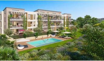 Saint-Laurent-du-Var programme immobilier rénové « Domaine Terre Nature » en loi pinel