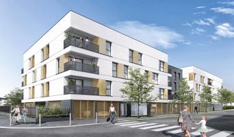 Mitry-Mory programme immobilier rénové « Corydalis » en loi pinel