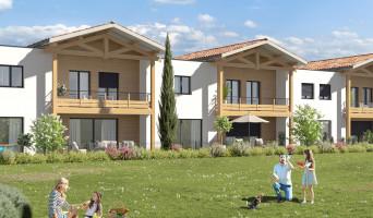 Saint-Seurin-sur-l'Isle programme immobilier neuf « Le Patio de Nahla »