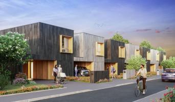 Le Petit-Quevilly programme immobilier neuf « Green Park » en Loi Pinel