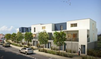 Canet-en-Roussillon programme immobilier neuf « Bleu Cottage » en Loi Pinel