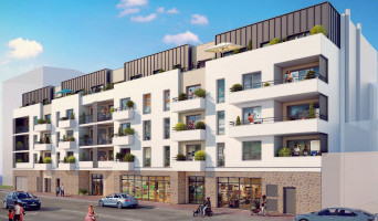 Drancy programme immobilier neuf « Gallery