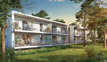 Montpellier programme immobilier neuf « 86 Parc