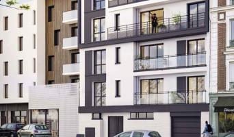 Meudon programme immobilier rénové « Côté Seine » en loi pinel