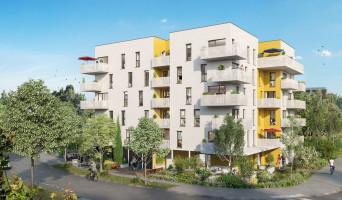 Nantes programme immobilier rénové « Sweet Home » en loi pinel