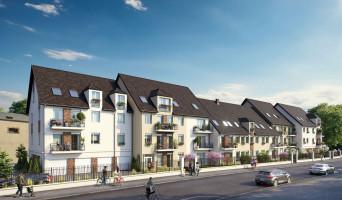 Chartres programme immobilier à rénover « L'Entre 2 Rives » en Déficit Foncier