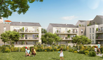 Tours programme immobilier neuf « Patio Kipolis » en Loi Pinel