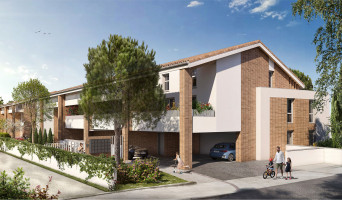 Toulouse programme immobilier neuf « Villa Arpège