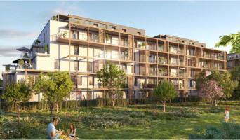 Strasbourg programme immobilier rénové « Secret Garden 3 » en loi pinel