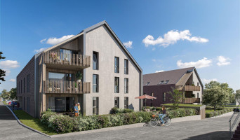 Rosheim programme immobilier neuf « Clos Romane » en Loi Pinel