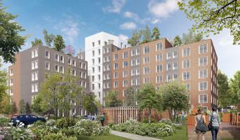 Villeneuve-d'Ascq programme immobilier neuf « Résidence Affaires Le Wax »