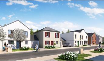 Crépy-en-Valois programme immobilier neuf « Les Jardins de Valésia » en Loi Pinel
