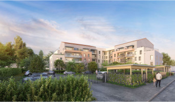 Poitiers programme immobilier neuf « Horizons » en Loi Pinel