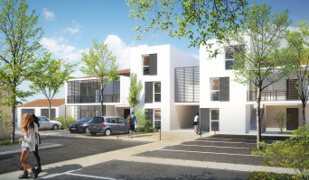 Istres programme immobilier neuf « Olympie » en Loi Pinel