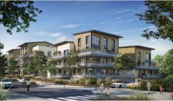 Louvres programme immobilier neuf « Le Boréal » en Loi Pinel