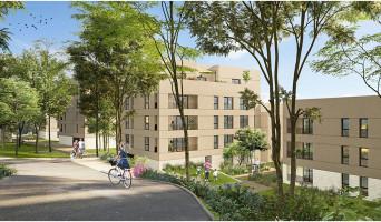 Lyon programme immobilier neuf « Green Side