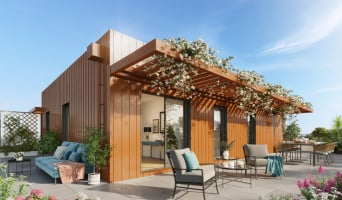 Montigny-lès-Metz programme immobilier rénové « Quint et Sens » en loi pinel