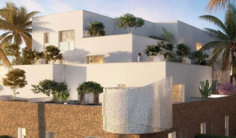 Baillargues programme immobilier neuf « Bois Perché » en Loi Pinel