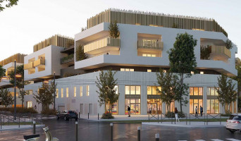 Montpellier programme immobilier neuf « Le Condor
