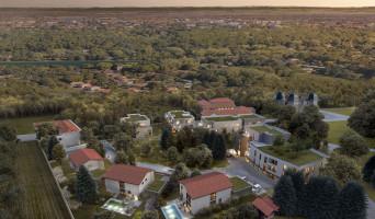Saint-Cyr-au-Mont-d'Or programme immobilier neuf «  n°220044 » en Loi Pinel