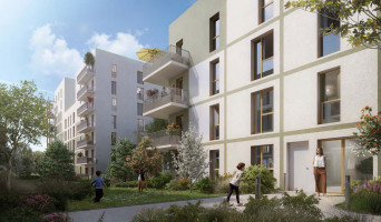 Stains programme immobilier neuf «  n°220045 » en Loi Pinel