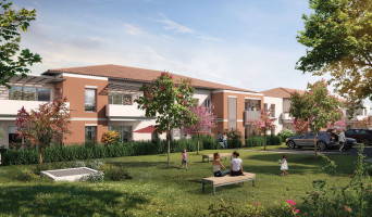 Saint-Alban programme immobilier neuf « Le Clos du Marronnier