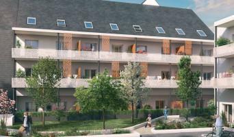 Saint-Brieuc programme immobilier neuf « Le Clos d'Armor »