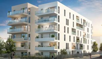 Nemours programme immobilier neuf « Instant Poésie » en Loi Pinel