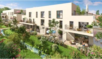 Saint-Germain-en-Laye programme immobilier neuf « Villa Riva » en Loi Pinel