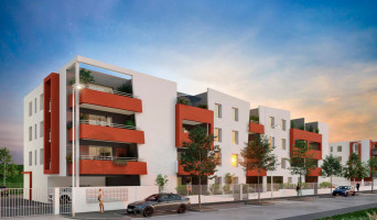 Perpignan programme immobilier neuf « Le Jaspe