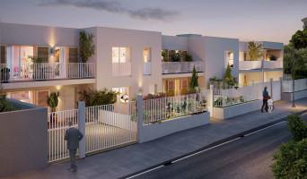 Marseille programme immobilier rénové « L'Aparté » en loi pinel