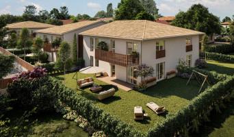 Parempuyre programme immobilier neuf « Le Bel'R » en Loi Pinel