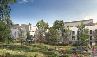 Craponne programme immobilier neuf « Ciméa » en Loi Pinel