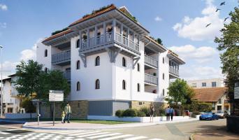 Anglet programme immobilier rénové « Résidence n°220062 » en loi pinel