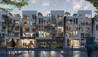 Mauguio programme immobilier neuf « Alba Mauguio » en Loi Pinel