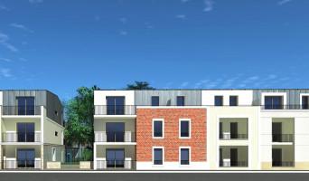 Orléans programme immobilier neuf « Parc Bellebat » en Loi Pinel
