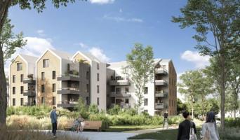 Bruges programme immobilier rénové « Hévéa 2 » en loi pinel