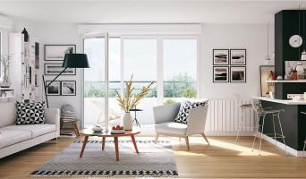 Persan programme immobilier rénové « Duo » en loi pinel