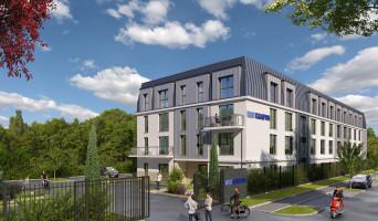 Trélazé programme immobilier neuf « West Campus Trélazé »