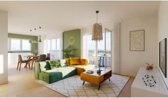 La Baule-Escoublac programme immobilier rénové « Demoiselle Rose » en loi pinel