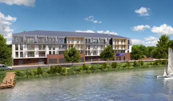 Harfleur programme immobilier neuf « Cap West Harfleur »