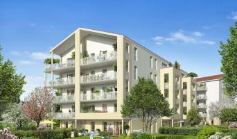 Le Péage-de-Roussillon programme immobilier neuf « Les Loges de Bayard »
