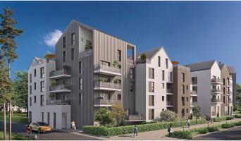 Noisy-le-Grand programme immobilier rénové « Clos du Cygne » en loi pinel